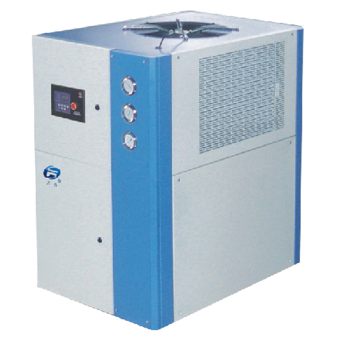 FD vortex cold (hot) water unit