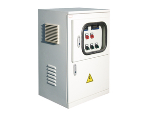 PLC electrical control system