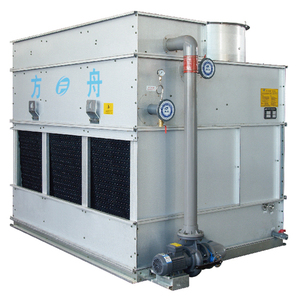 FFB compound flow closed type cooling tower