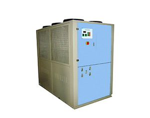 Air cooling box type chiller