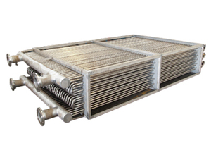 Stainless steel tube cooler