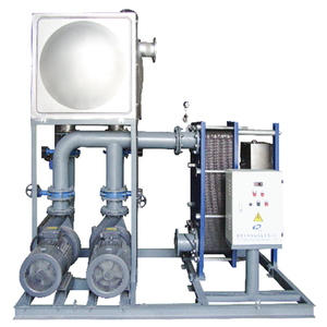 FSS water-water heat exchanger unit