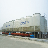 FKN square countercurrent open cooling tower