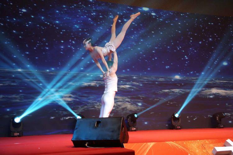 舞蹈精彩瞬间